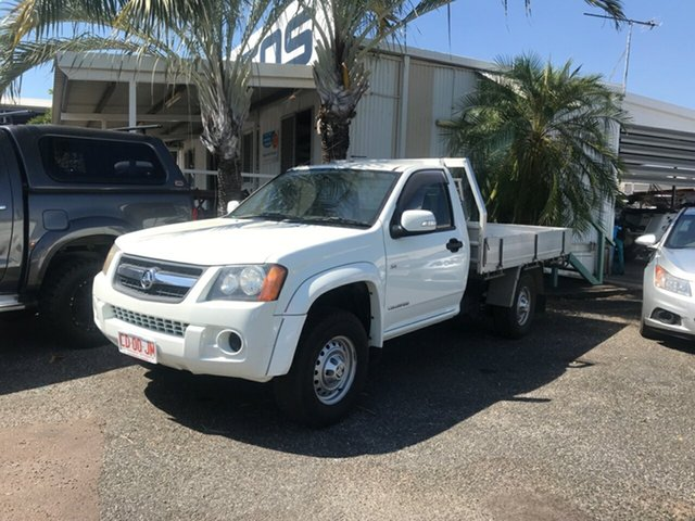 Used Holden Colorado, Winnellie, 2010 Holden Colorado Utility