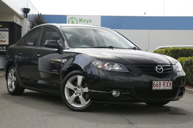 Used Mazda 3 SP23, Bowen Hills, 2004 Mazda 3 SP23 Sedan