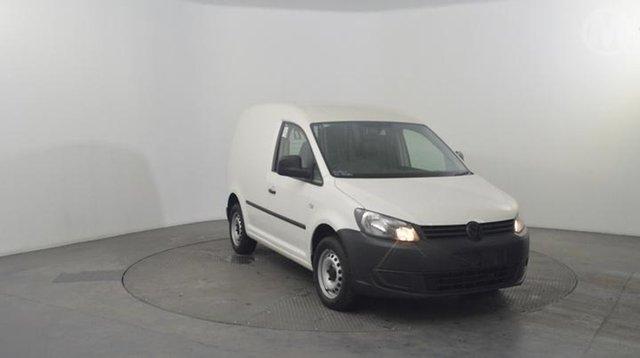 Used Volkswagen Caddy TSI160 Runner, Altona North, 2014 Volkswagen Caddy TSI160 Runner Van