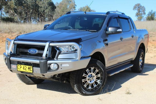 Used Ford Ranger Wildtrak 3.2 (4x4), Southport, 2015 Ford Ranger Wildtrak 3.2 (4x4) Dual Cab Pick-up