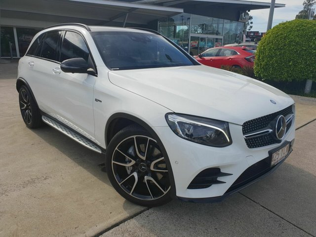 Discounted Used Mercedes-Benz GLC43 AMG 9G-TRONIC 4MATIC, Yamanto, 2016 Mercedes-Benz GLC43 AMG 9G-TRONIC 4MATIC Wagon
