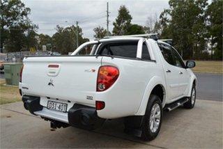 2013 Mitsubishi Triton GLX-R Utility.