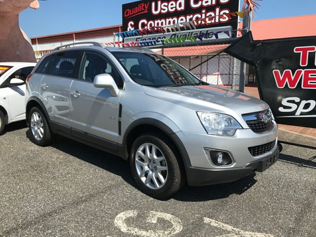 Used Holden Captiva SX, Winnellie, 2012 Holden Captiva SX Wagon