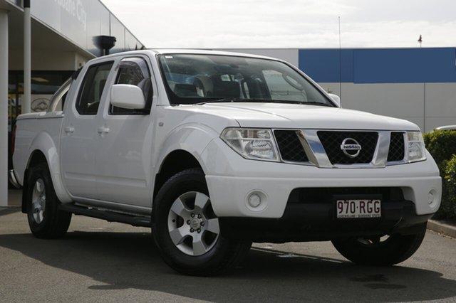Used Nissan Navara ST, Bowen Hills, 2010 Nissan Navara ST Utility