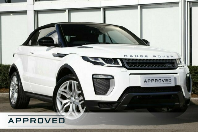 Used Land Rover Range Rover, Port Melbourne, 2017 Land Rover Range Rover Convertible