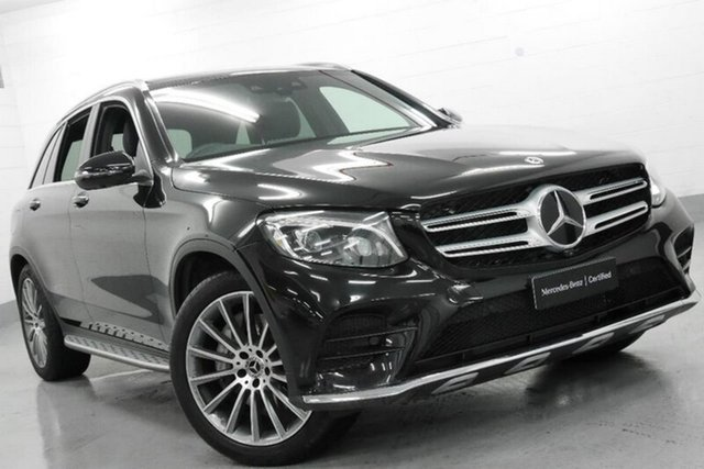 Used Mercedes-Benz GLC350 d 9G-TRONIC 4MATIC, Warwick Farm, 2017 Mercedes-Benz GLC350 d 9G-TRONIC 4MATIC Wagon