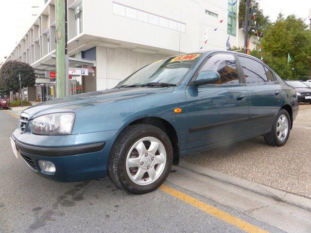 Used Hyundai Elantra GL, Southport, 2002 Hyundai Elantra GL Sedan