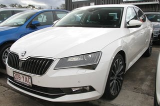 2017 Skoda Superb 162TSI Sedan DSG Liftback.