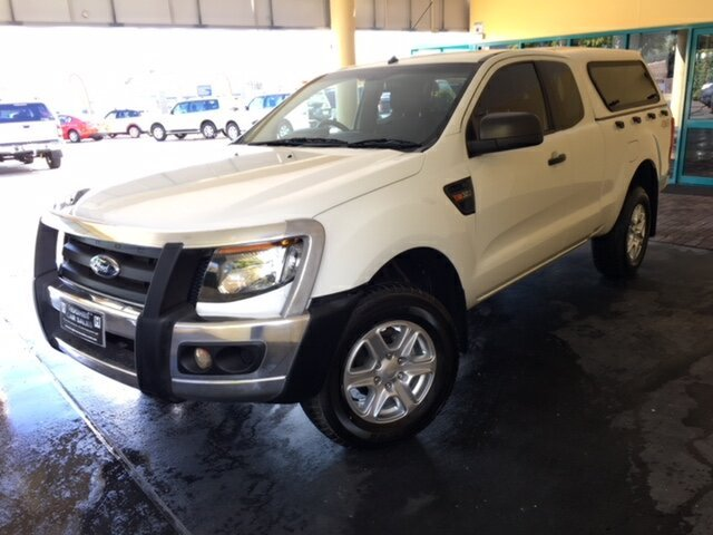 Used Ford Ranger XL 3.2 (4x4), Toowoomba, 2014 Ford Ranger XL 3.2 (4x4) Super Cab Utility
