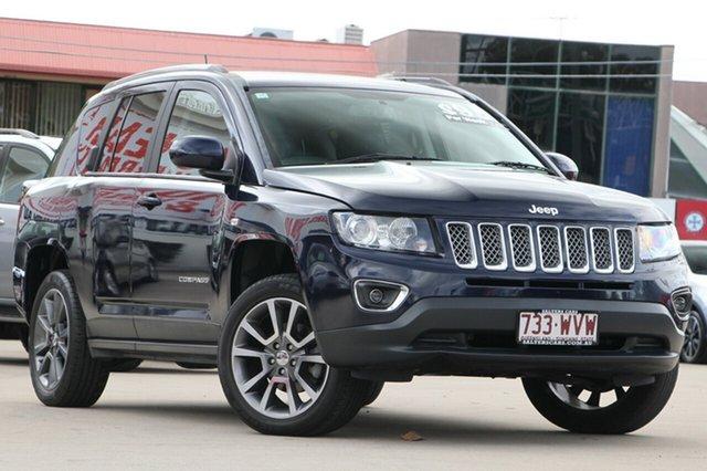 Used Jeep Compass Limited, Moorooka, Brisbane, 2014 Jeep Compass Limited Wagon