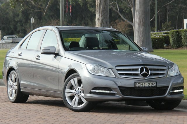 Discounted Used Mercedes-Benz C200 CDI BlueEFFICIENCY 7G-Tronic +, Warwick Farm, 2012 Mercedes-Benz C200 CDI BlueEFFICIENCY 7G-Tronic + Sedan
