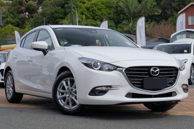New Mazda 3 Maxx SKYACTIV-Drive Sport, Cheltenham, 2018 Mazda 3 Maxx SKYACTIV-Drive Sport Hatchback