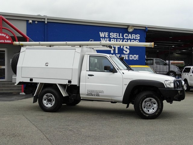 Discounted Used Nissan Patrol DX, Welshpool, 2014 Nissan Patrol DX Cab Chassis