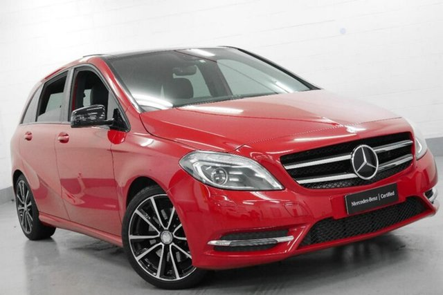 Used Mercedes-Benz B250 DCT, Chatswood, 2013 Mercedes-Benz B250 DCT Hatchback
