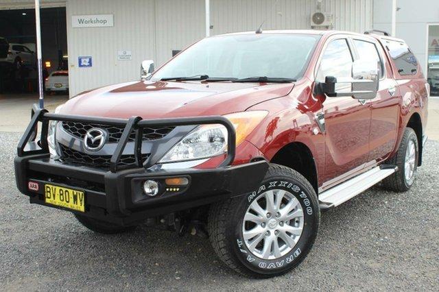 Used Mazda BT-50 XTR (4x4), Bathurst, 2013 Mazda BT-50 XTR (4x4) Dual Cab Utility
