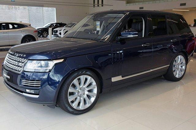 New Land Rover Range Rover SDV8 Vogue SE, Southport, 2017 Land Rover Range Rover SDV8 Vogue SE Wagon