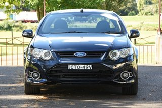 2012 Ford Falcon XR6 Ute Super Cab EcoLPi Utility.