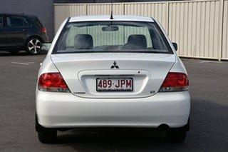 2004 Mitsubishi Lancer ES Sedan.