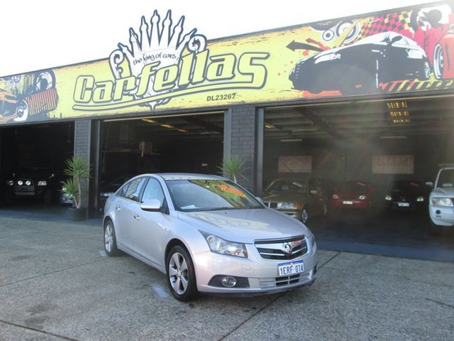 Used Holden Cruze CDX, O'Connor, 2009 Holden Cruze CDX Sedan