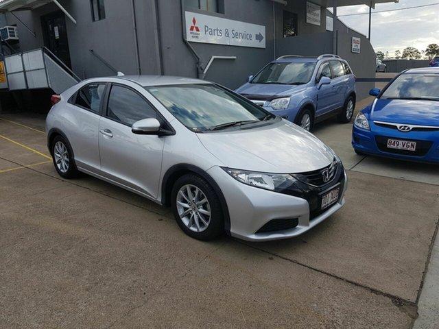 Discounted Used Honda Civic VTi-S, Yamanto, 2014 Honda Civic VTi-S Hatchback