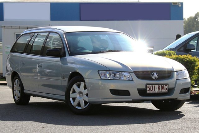 Used Holden Commodore Executive, Bowen Hills, 2006 Holden Commodore Executive Wagon