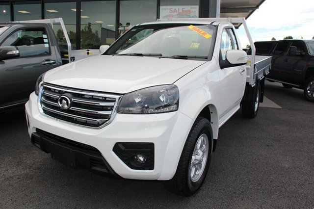 Used Great Wall Steed 4x2, North Lakes, 2018 Great Wall Steed 4x2 Cab Chassis