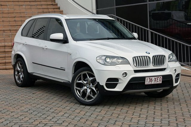 Discounted Used BMW X5 xDrive30d Steptronic, Southport, 2011 BMW X5 xDrive30d Steptronic Wagon