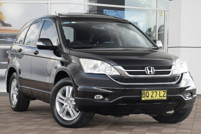 Discounted Used Honda CR-V Luxury 4WD, Warwick Farm, 2011 Honda CR-V Luxury 4WD SUV