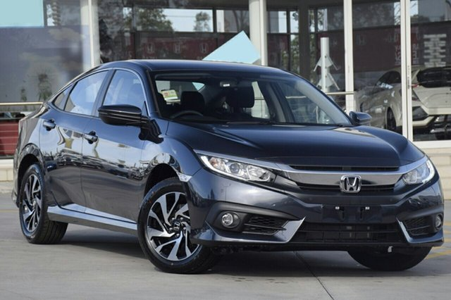 New Honda Civic VTi-S, Warwick Farm, 2019 Honda Civic VTi-S Sedan