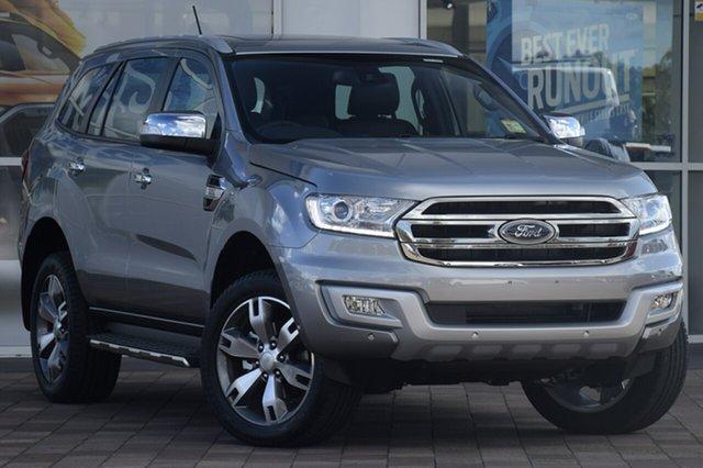 Discounted New Ford Everest Titanium, Warwick Farm, 2018 Ford Everest Titanium SUV