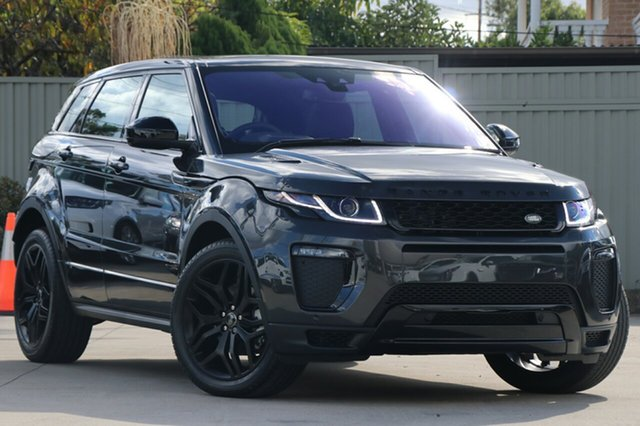 New Land Rover Range Rover Evoque TD4 180 HSE Dynamic, Blakehurst, 2017 Land Rover Range Rover Evoque TD4 180 HSE Dynamic Wagon