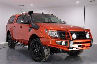 Used Ford Ranger Wildtrak, 2014 Ford Ranger Wildtrak PX Utility