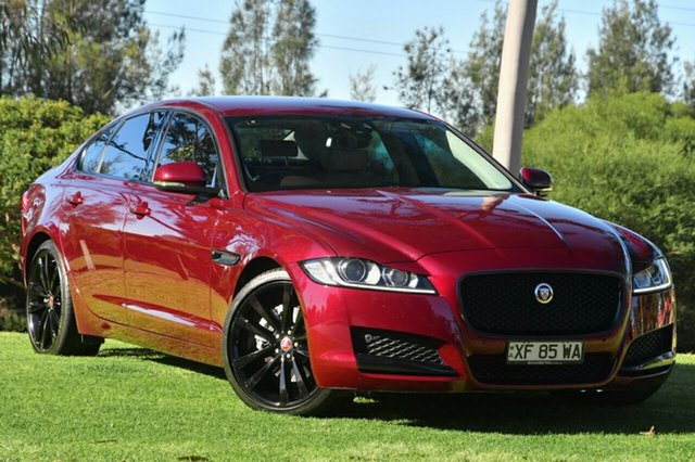 Used Jaguar XF 20D Prestige, Welshpool, 2016 Jaguar XF 20D Prestige Sedan