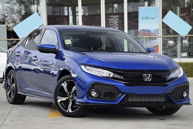 New Honda Civic RS, Indooroopilly, 2019 Honda Civic RS Hatchback