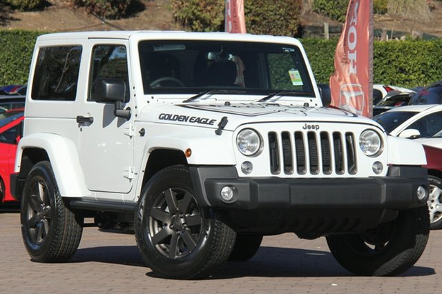 Discounted New Jeep Wrangler Golden Eagle, Southport, 2018 Jeep Wrangler Golden Eagle SUV