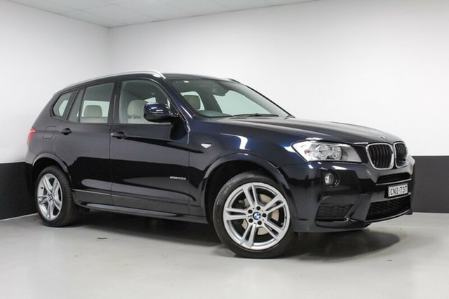 Used BMW X3 xDrive20d Steptronic, Hamilton, 2012 BMW X3 xDrive20d Steptronic Wagon