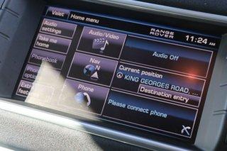 2011 Land Rover Evoque SD4 Dynamic Wagon.