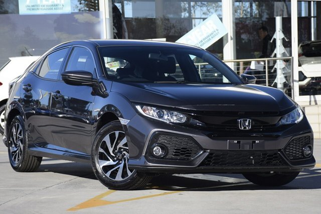 New Honda Civic VTi-S, Narellan, 2018 Honda Civic VTi-S Hatchback