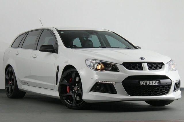 Used Holden Special Vehicles Clubsport R8 Tourer, Narellan, 2015 Holden Special Vehicles Clubsport R8 Tourer Wagon