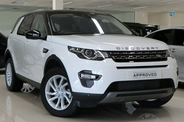 Used Land Rover Discovery Sport SI4 SE 7 Seat, Concord, 2017 Land Rover Discovery Sport SI4 SE 7 Seat Wagon