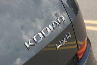 2018 Skoda Kodiaq 140TDI DSG Sportline Wagon.