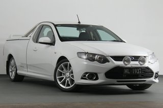 2013 Ford Falcon XR6 Ute Super Cab Turbo Utility.