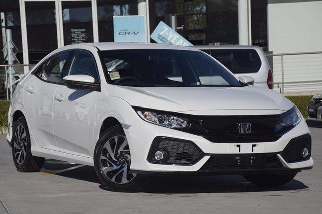 New Honda Civic VTi-S, Southport, 2018 Honda Civic VTi-S Hatchback