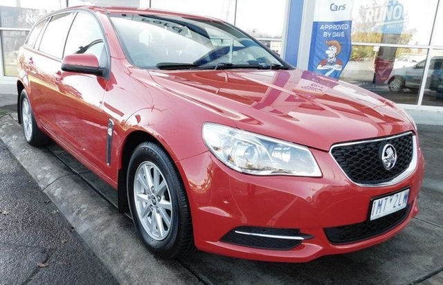 Used Holden Commodore Evoke, Sebastopol, 2015 Holden Commodore Evoke Sportswagon