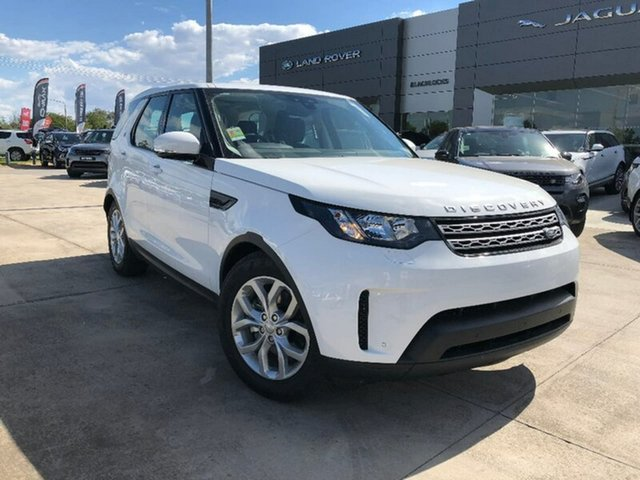 Demonstrator, Demo, Near New Land Rover Discovery TD6 S, Lavington, 2018 Land Rover Discovery TD6 S Wagon