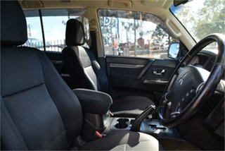 2012 Mitsubishi Pajero GLX Wagon.