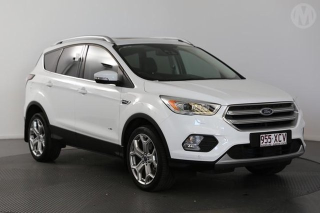Used Ford Escape Titanium (AWD), Altona North, 2017 Ford Escape Titanium (AWD) Wagon