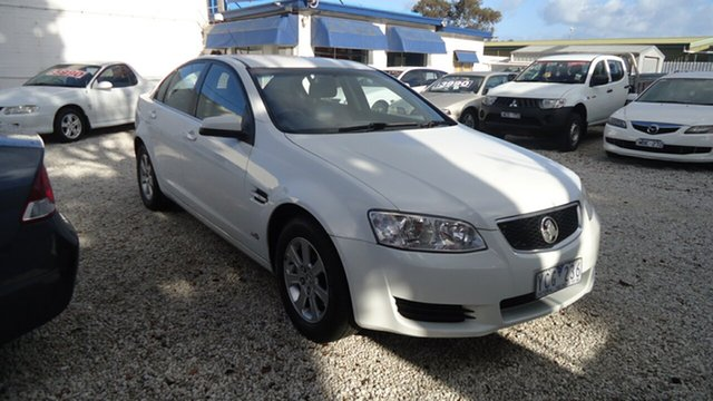 Used Holden Commodore Omega, Seaford, 2011 Holden Commodore Omega Sedan