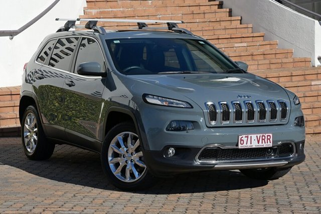 Discounted Used Jeep Cherokee Limited, Southport, 2014 Jeep Cherokee Limited Wagon