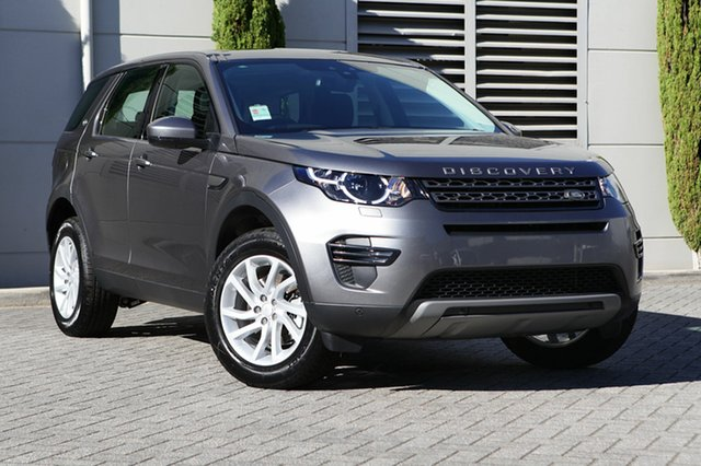 Demonstrator, Demo, Near New Land Rover Discovery Sport TD4 110kW SE, Cannington, 2018 Land Rover Discovery Sport TD4 110kW SE Wagon